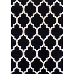 "Dalyn Finesse Black 3'3""X5'1"" Rug"