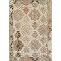 "Dalyn Gala Canyon 4'11""X7' Rug - Item Number: GA7CA5X7"