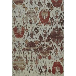 "Dalyn Geneva Canyon 5'3""X7'7"" Rug"