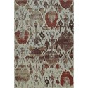 "Dalyn Geneva Canyon 7'10""X10'7"" Rug - Item Number: GV1336CA8X11"