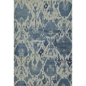 "Dalyn Geneva Denim 5'3""X7'7"" Rug"