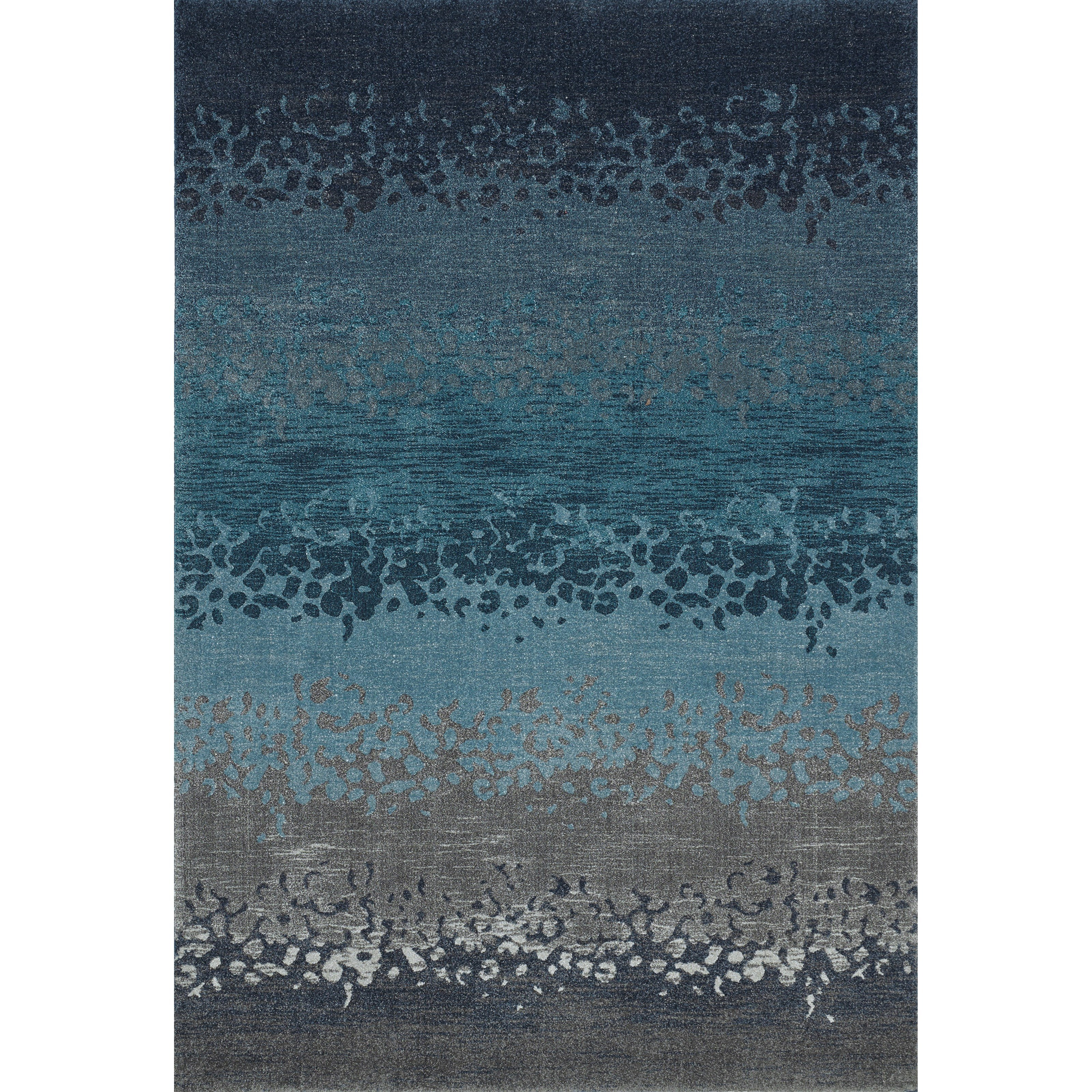 "Geneva Multi 5'3""X7'7"" Rug at Walker's Furniture"