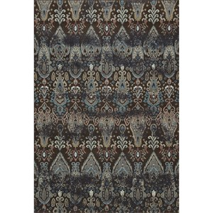 "Dalyn Geneva Chocolate 5'3""X7'7"" Rug"