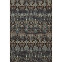 "Dalyn Geneva Chocolate 7'10""X10'7"" Rug - Item Number: GV315CH8X11"