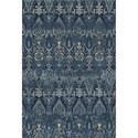 "Dalyn Geneva Navy 9'6""X13'2"" Rug - Item Number: GV315NA10X13"