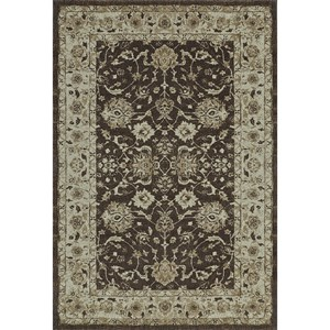 "Dalyn Geneva Chocolate 3'3""X5'1"" Rug"