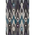 "Dalyn Grand Tour Graphite 9'6""X13'2"" Rug - Item Number: GT116GR10X13"