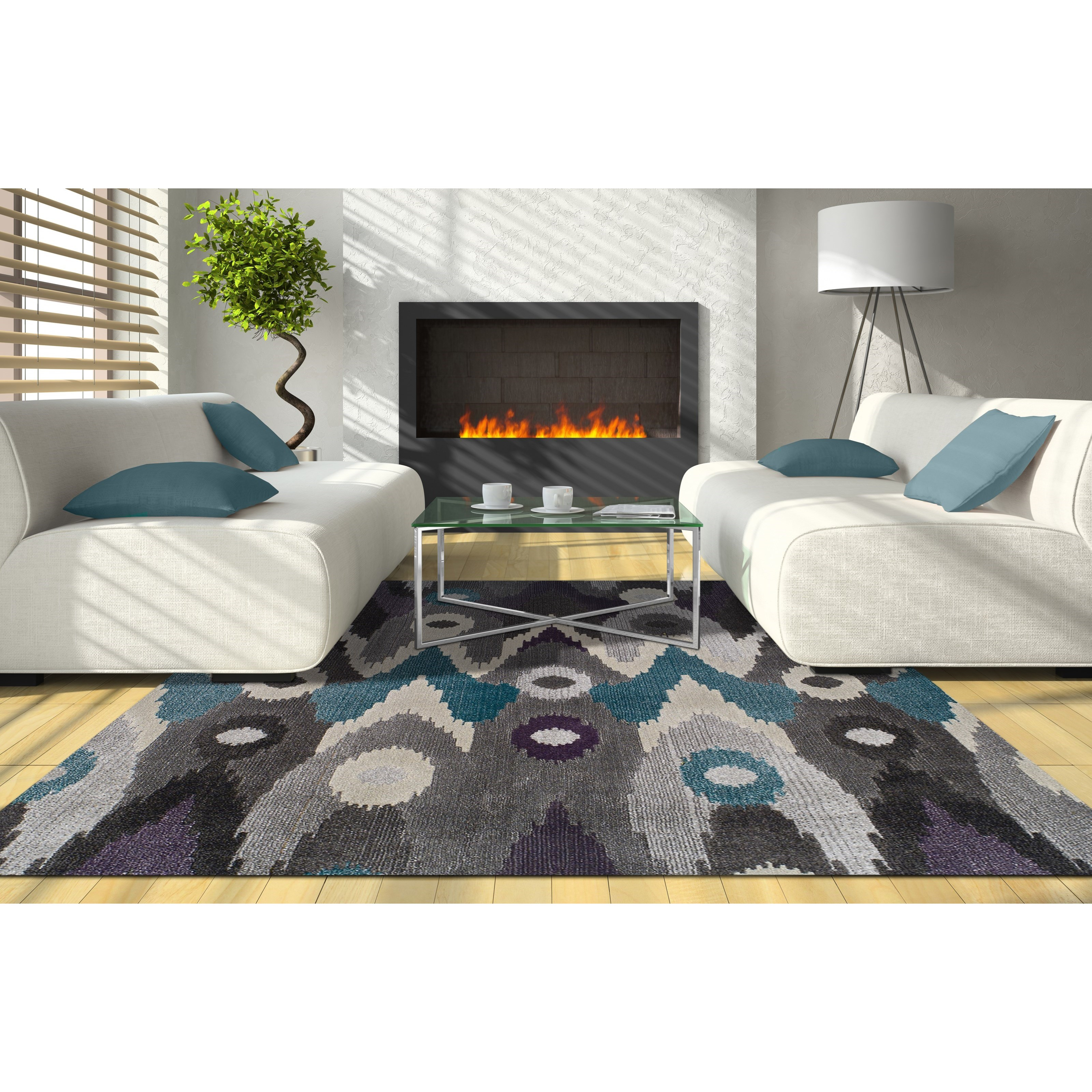 Dalyn Grand Tour Graphite 3 3 Quot X5 1 Quot Rug Rooms And Rest Rug