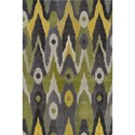 "Dalyn Grand Tour Multi 9'6""X13'2"" Rug - Item Number: GT116MU10X13"