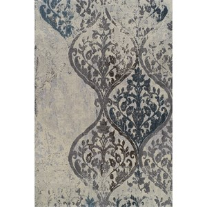"Dalyn Grand Tour Linen 5'3""X7'7"" Rug"