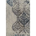 "Dalyn Grand Tour Linen 5'3""X7'7"" Rug - Item Number: GT2060LI5X8"