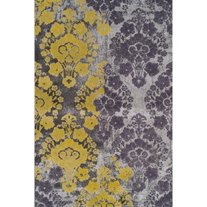 "Dalyn Grand Tour Silver 3'3""X5'1"" Rug"