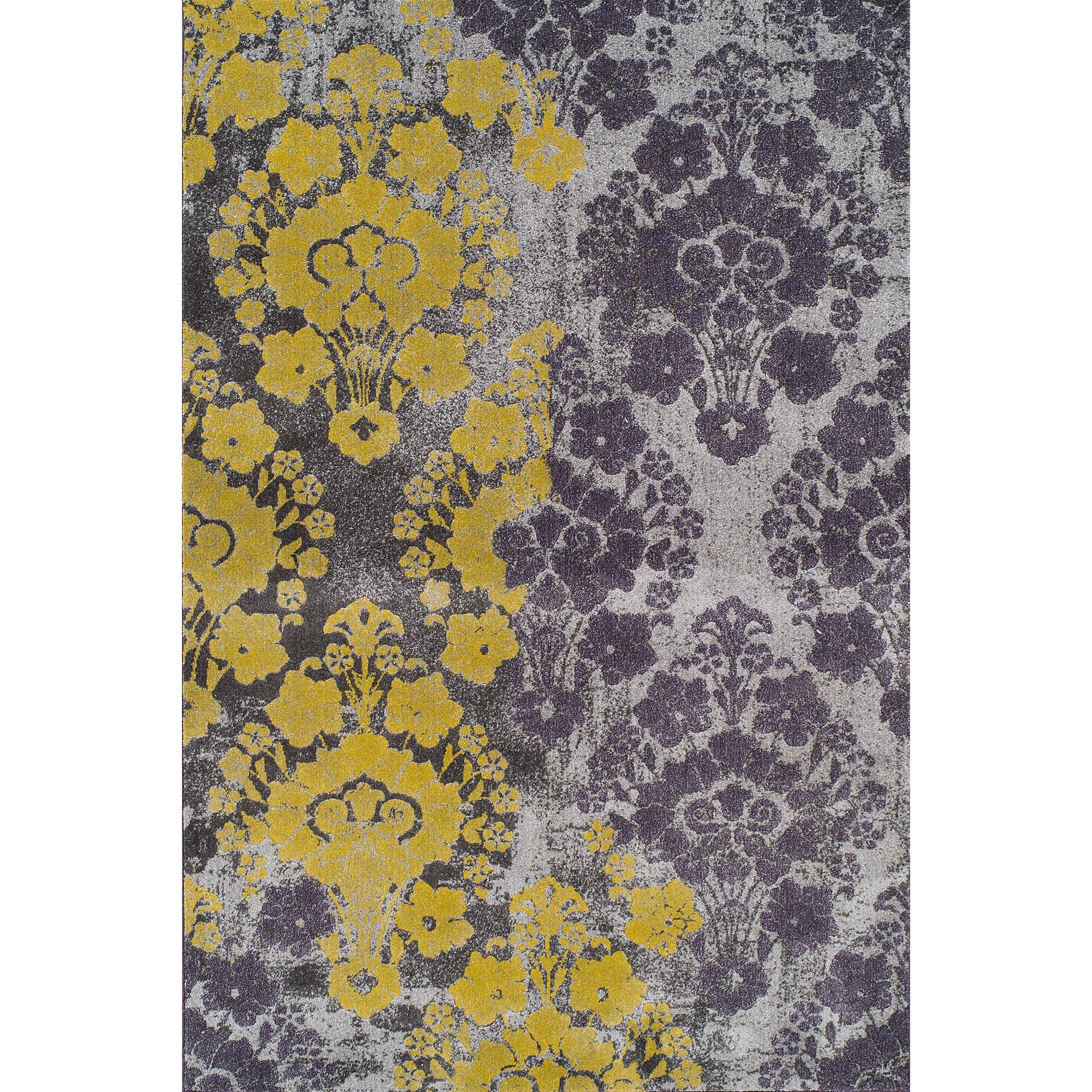 "Dalyn Grand Tour Silver 5'3""X7'7"" Rug - Item Number: GT20SI5X8"