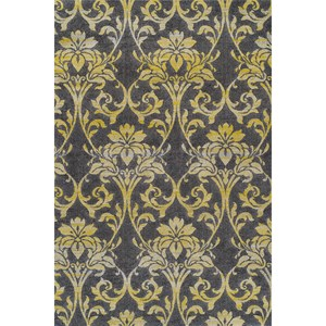 "Dalyn Grand Tour Pewter 5'3""X7'7"" Rug"