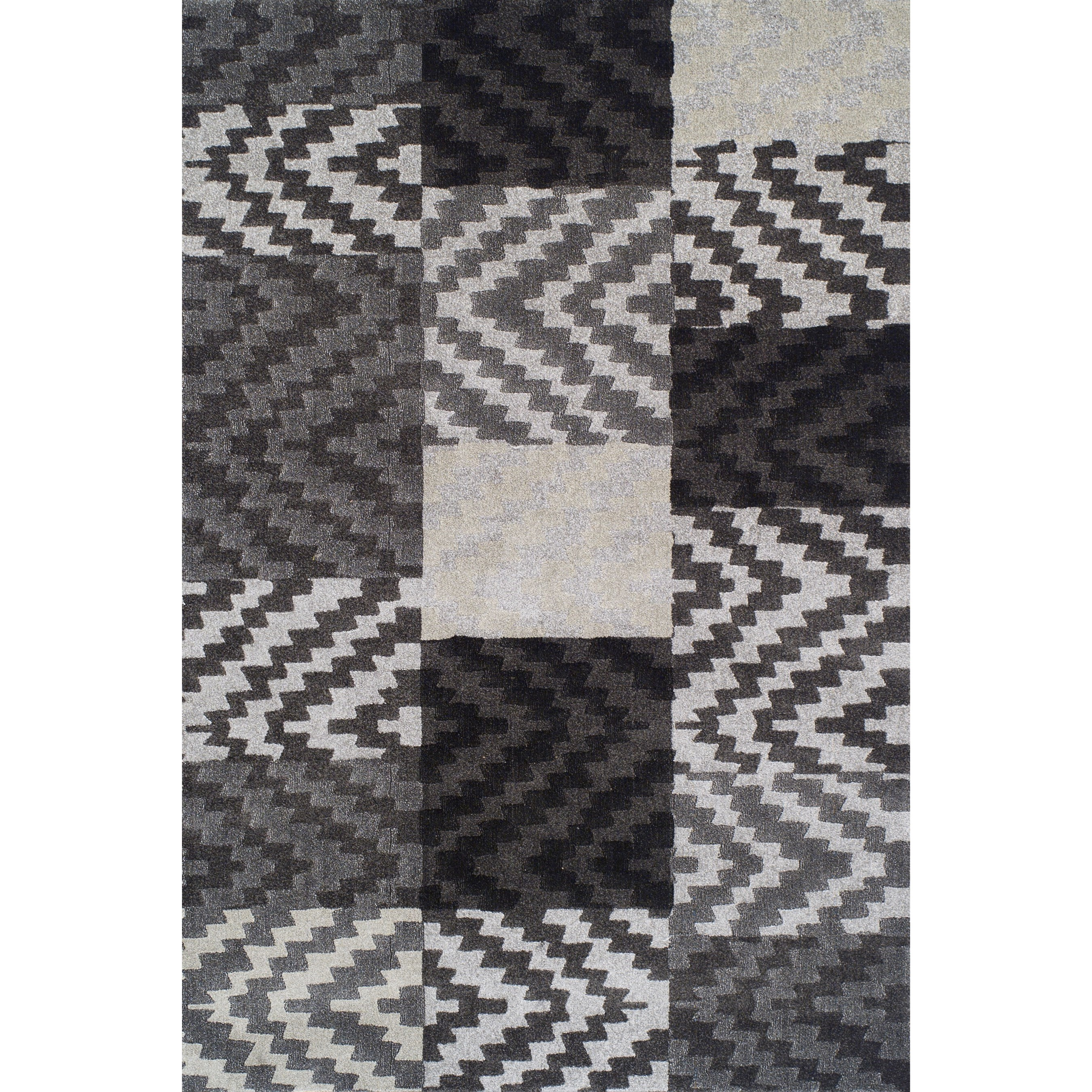 "Dalyn Grand Tour Pewter 3'3""X5'1"" Rug - Item Number: GT82PE3X5"