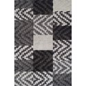 "Dalyn Grand Tour Pewter 5'3""X7'7"" Rug - Item Number: GT82PE5X8"