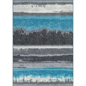 "Dalyn Horizons Graphite 4'11""X7'4"" Area Rug"