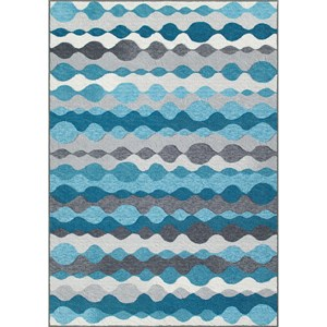 "Dalyn Horizons Graphite 8'2""X10' Area Rug"