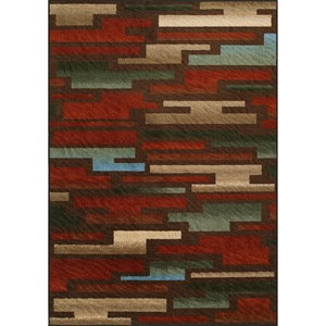 "Canyon 4'11""X7'4"" Area Rug"