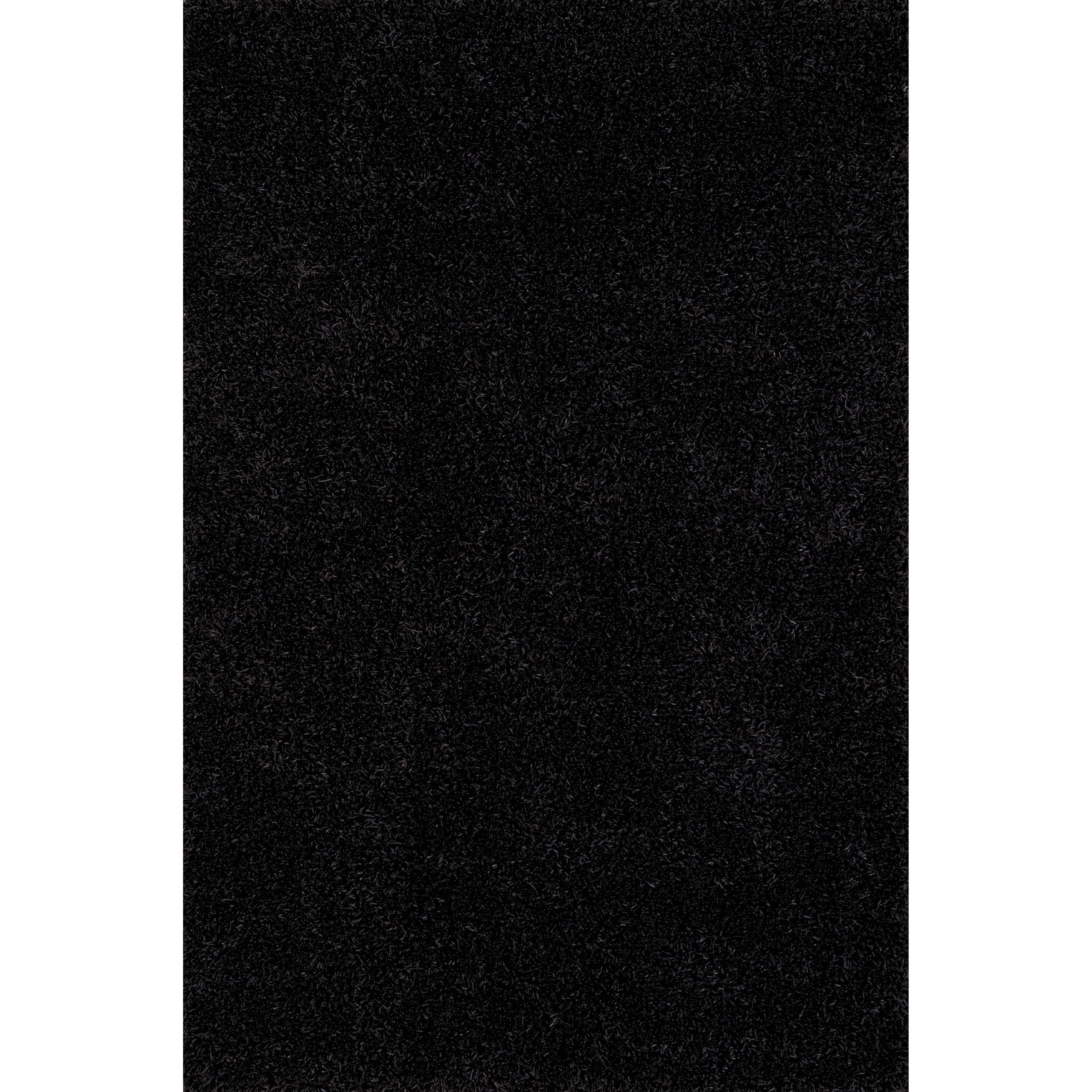 "Dalyn Illusions Black 3'6""X5'6"" Rug - Item Number: IL69BK4X6"