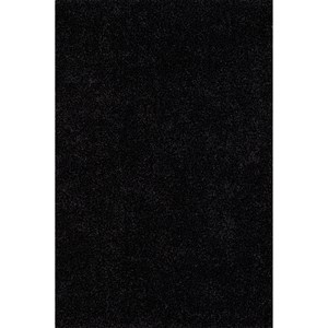 "Dalyn Illusions Black 3'6""X5'6"" Rug"
