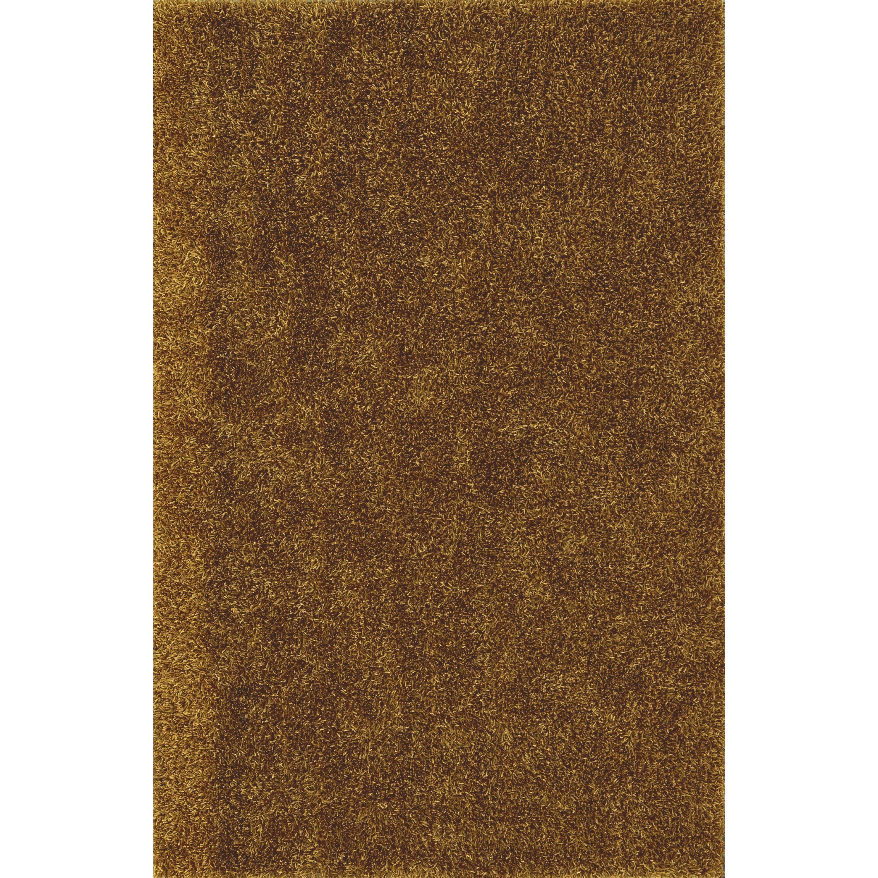 "Dalyn Illusions Gold 3'6""X5'6"" Rug - Item Number: IL69GO4X6"