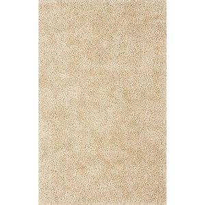 "Dalyn Illusions Ivory 3'6""X5'6"" Rug"