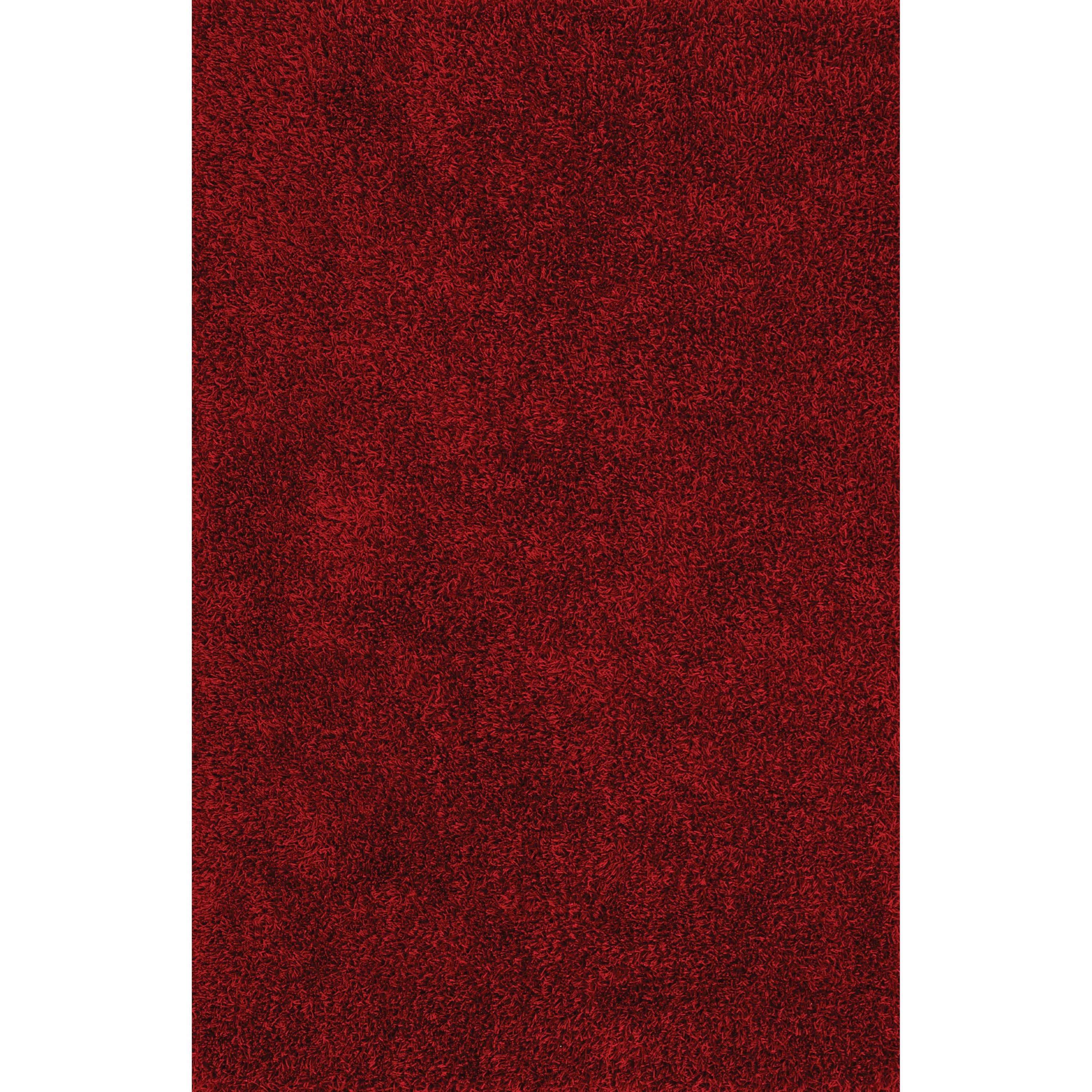 """Dalyn Illusions Red 3'6""""X5'6"""" Rug - Item Number: IL69RD4X6"""