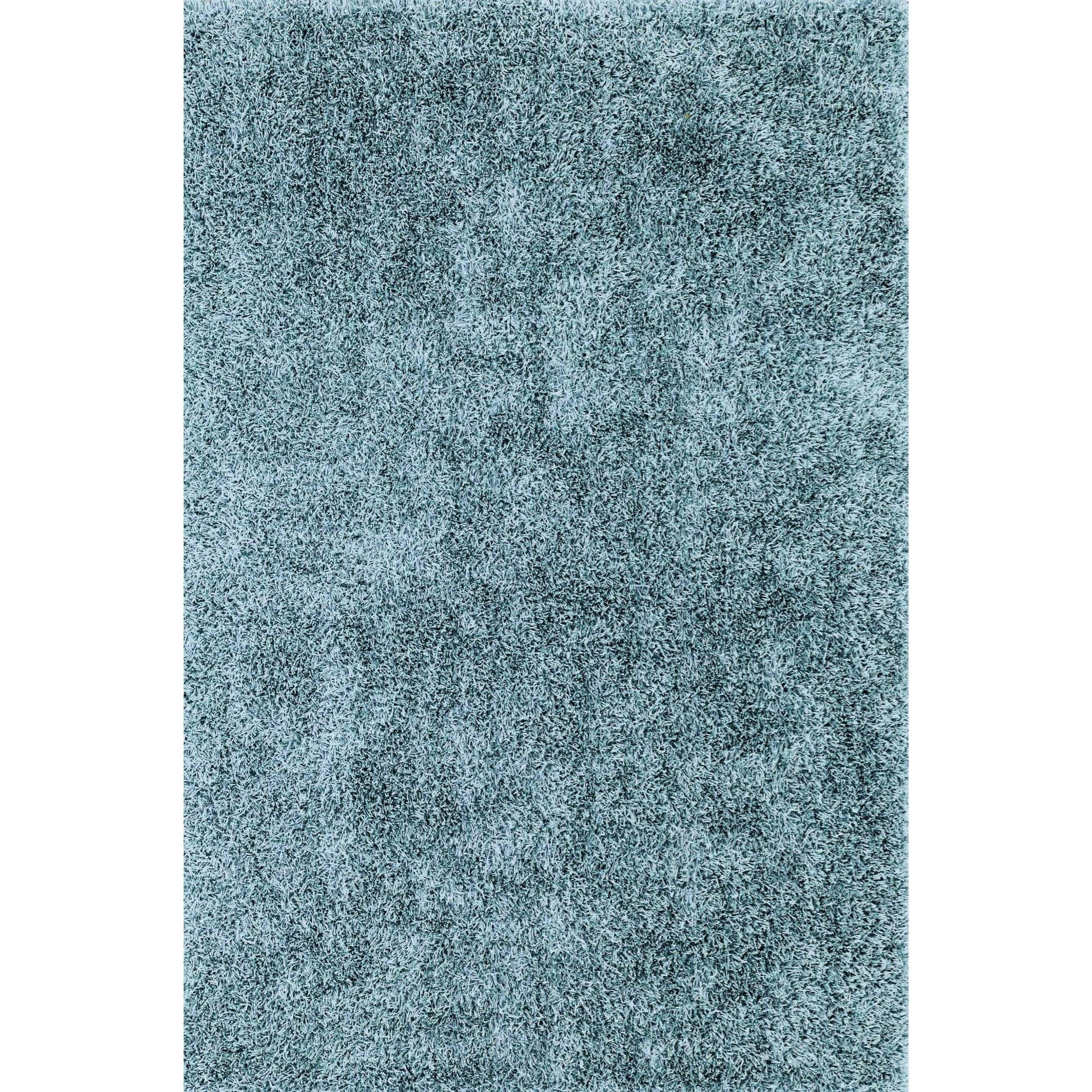 """Dalyn Illusions Sky Blue 3'6""""X5'6"""" Rug - Item Number: IL69SB4X6"""