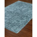 Dalyn Illusions Sky Blue 8X10 Rug