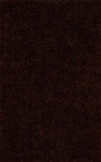 9X13 Chocolate Shag Rug