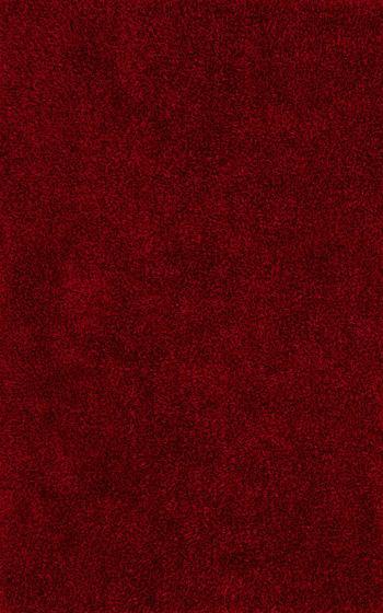 5X8 Red Shag