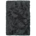"Dalyn Impact Midnight 3'6""X5'6"" Area Rug - Item Number: IA100MI4X6"