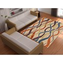 Dalyn Impulse Linen 9'X13' Rug