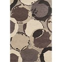 Dalyn Impulse Grey 8'X10' Rug - Item Number: IS2GR8X10