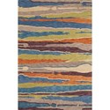 "Dalyn Impulse Multi 3'6""X5'6"" Rug - Item Number: IS3MU4X6"