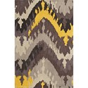 Dalyn Impulse Grey 9'X13' Rug - Item Number: IS5GR9X13