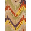 Dalyn Impulse Ivory 9'X13' Rug - Item Number: IS5IV9X13