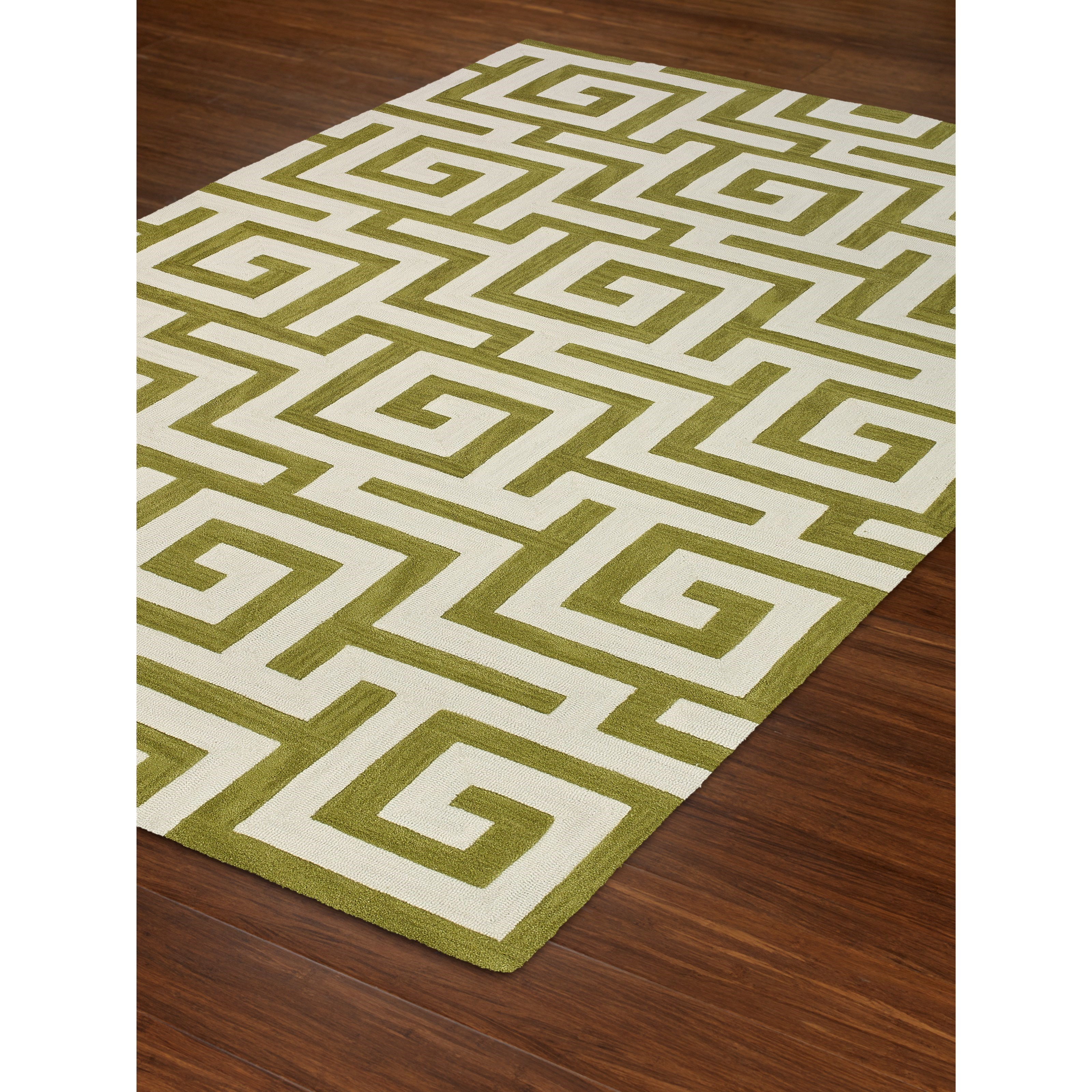 Dalyn Infinity Citron 8 X10 Rug Rooms And Rest Rug