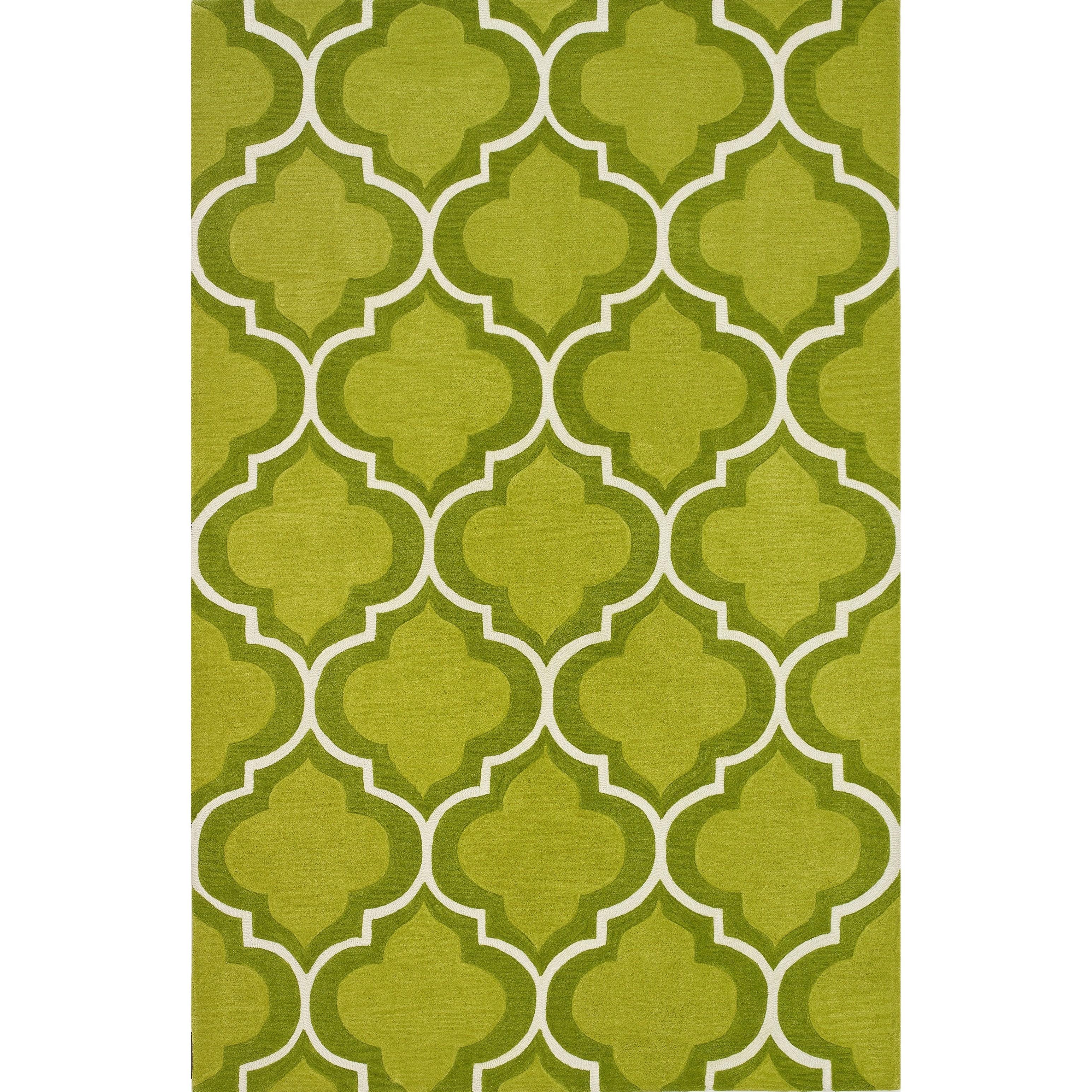 Dalyn Infinity Lime 9'X13' Rug - Item Number: IF3LI9X13