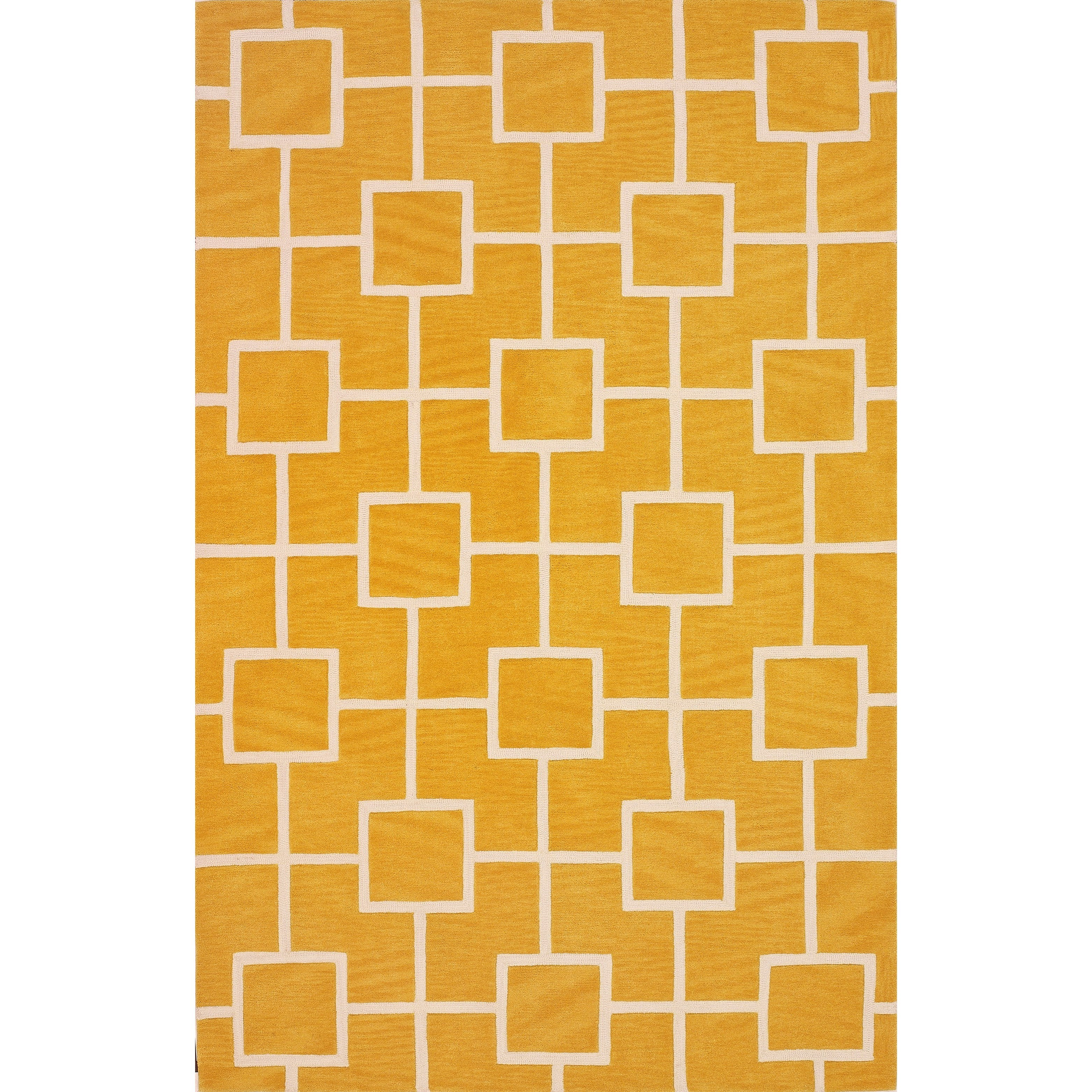 "Dalyn Infinity Dandelion 3'6""X5'6"" Rug - Item Number: IF4DA4X6"