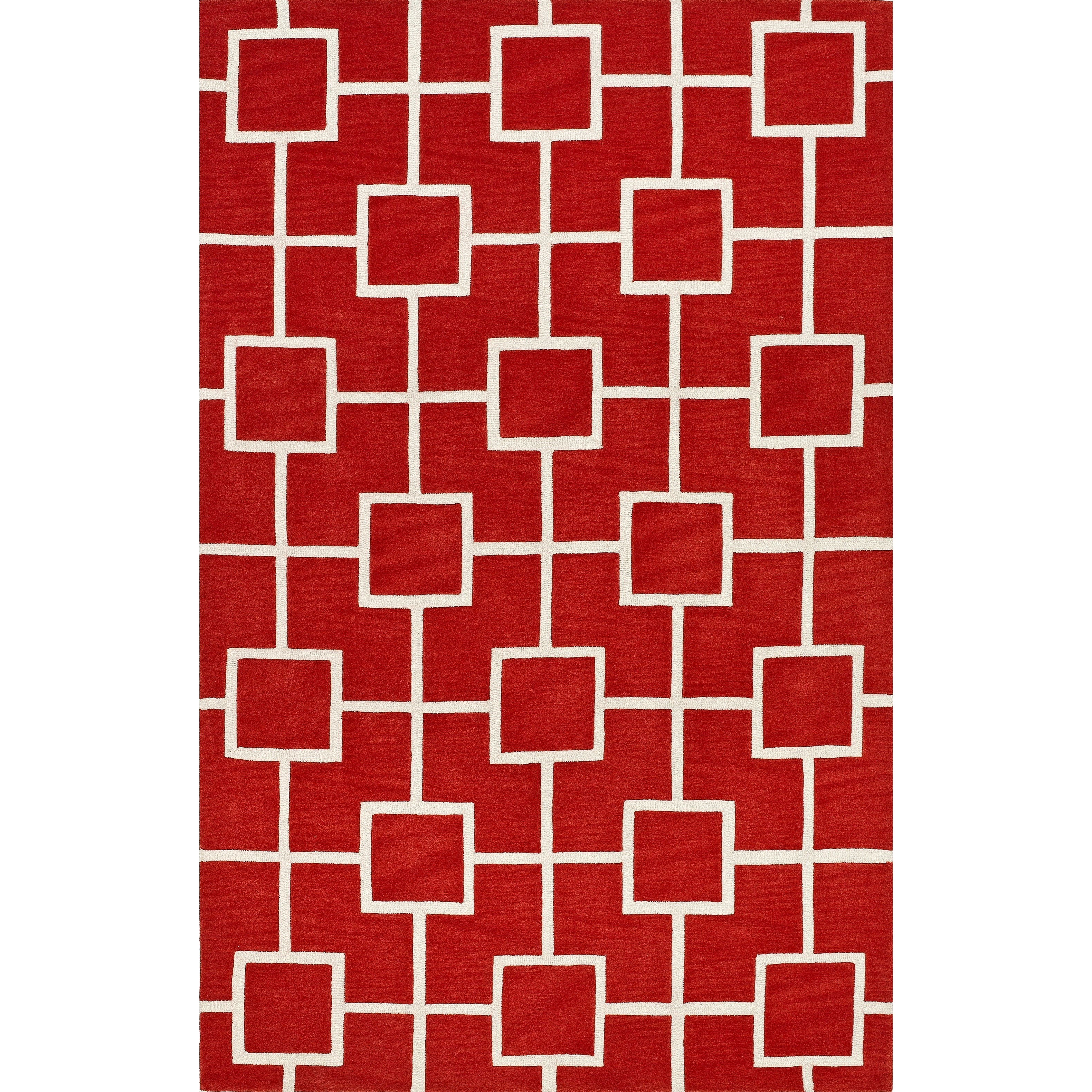 Dalyn Infinity Lava 9'X13' Rug - Item Number: IF4LA9X13