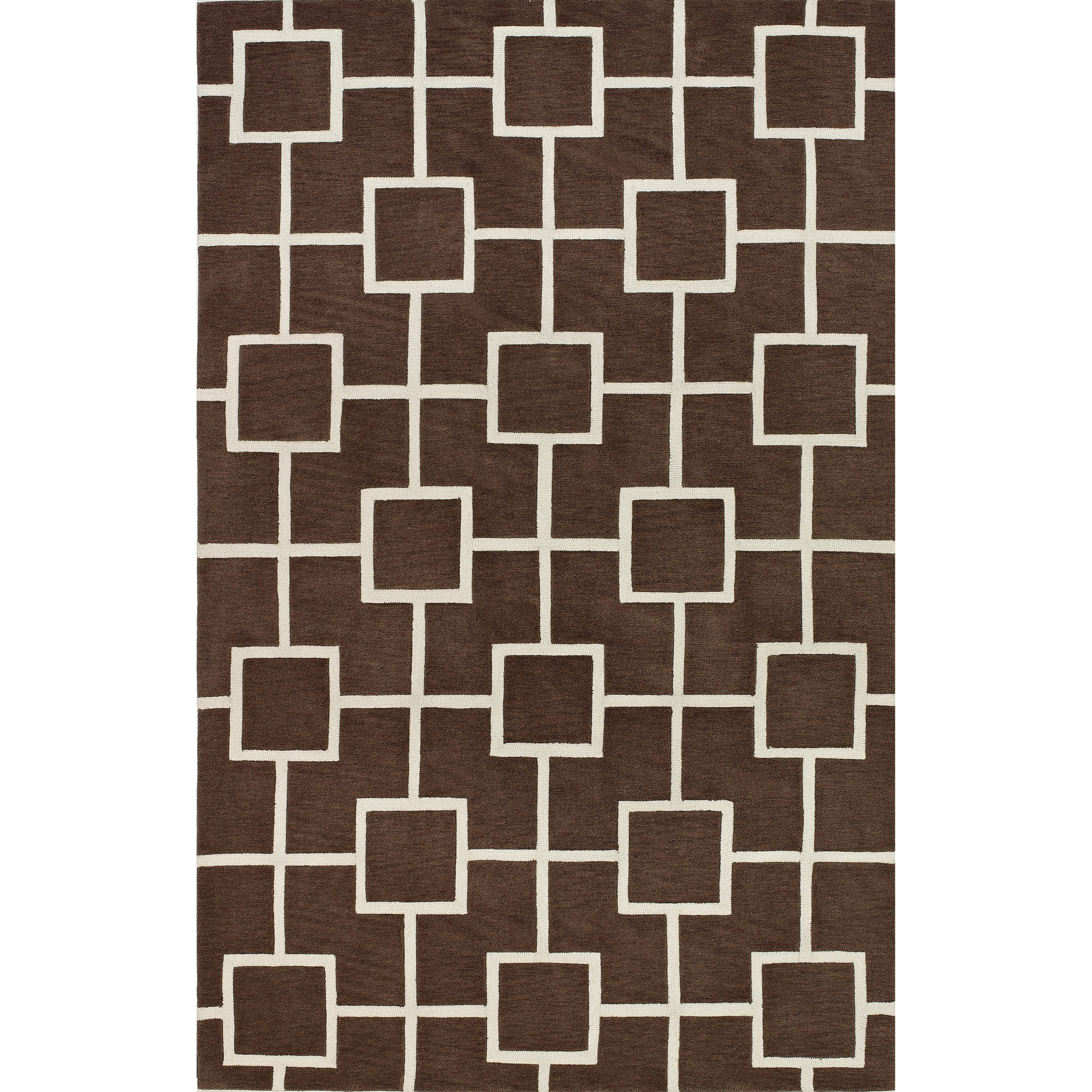 Dalyn Infinity Mocha 9'X13' Rug - Item Number: IF4MO9X13