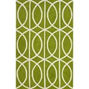 "Dalyn Infinity Clover 3'6""X5'6"" Rug - Item Number: IF5CL4X6"