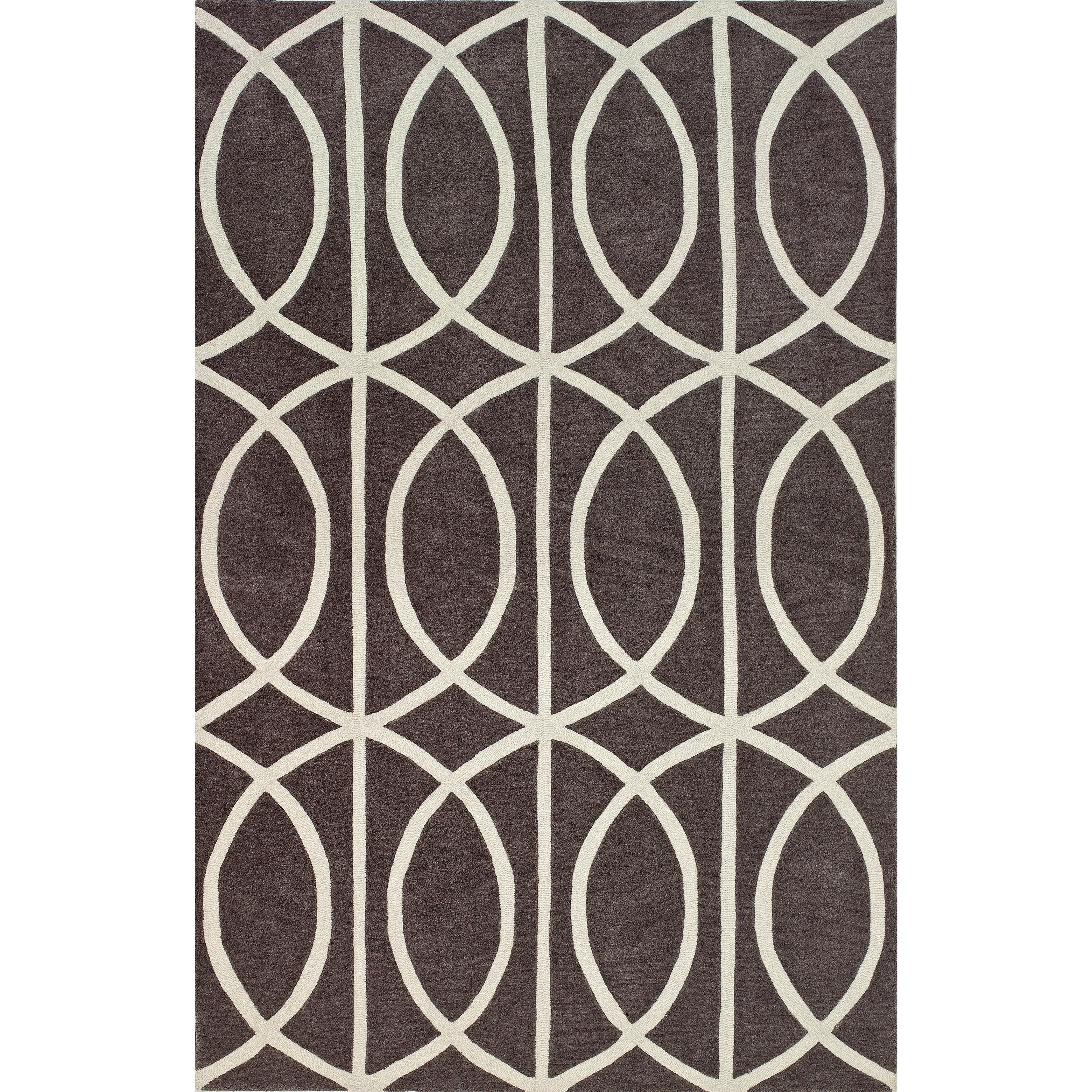 "Dalyn Infinity Dolphin 5'X7'6"" Rug - Item Number: IF5DO5X8"