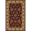 Dalyn Jewel Spice 8'X10' Rug - Item Number: JW1787SP8X10