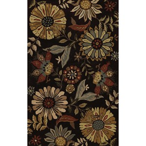 "Dalyn Jewel Sable 3'6""X5'6"" Rug"