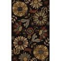 Dalyn Jewel Sable 5'X8' Rug - Item Number: JW2455SA5X8