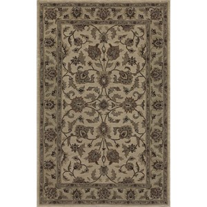Dalyn Jewel Ivory/Sage 5'X8' Rug