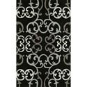 Dalyn Journey Black 9' x 13' Rug - Item Number: JR24BK9X13